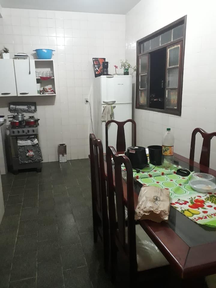 Casa com  vista Bahia de Vitória