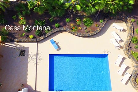 Casa Montana - Relaxation starts here.