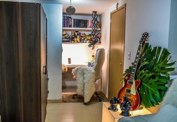 Habitación Privada Bogotá / Private room Colombia