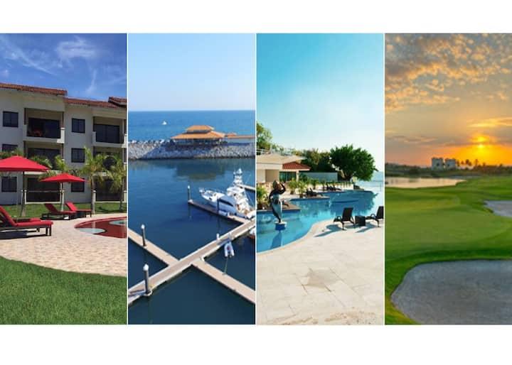Beach & Golf apartment Panama, Vista Mar Marina