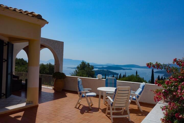 Casa Niniva - Perigiali - Villa