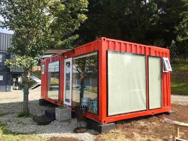 Cabaña Container  3 Borde Lago