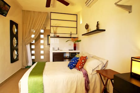 Clean and Cosy With Fast Internet - Cancún - Apartment