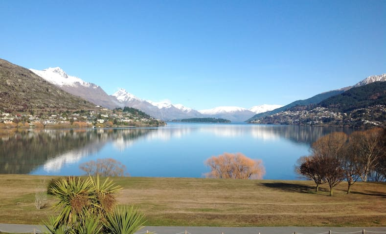 Beautiful Views - close to everything! - Queenstown - Wohnung