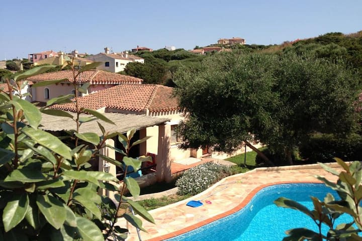 Welcoming Villa in Stintino with Private Swimming Pool