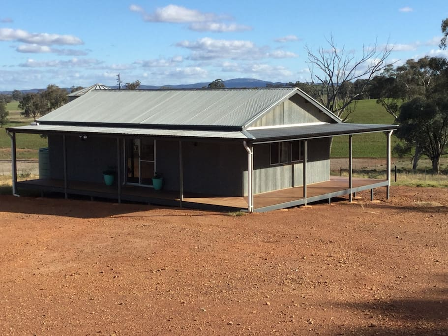 Self contained cottage in the Cabonne region of NSW