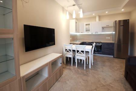 Новая 2 комнатная квартира, 5 мин от м. Котельники