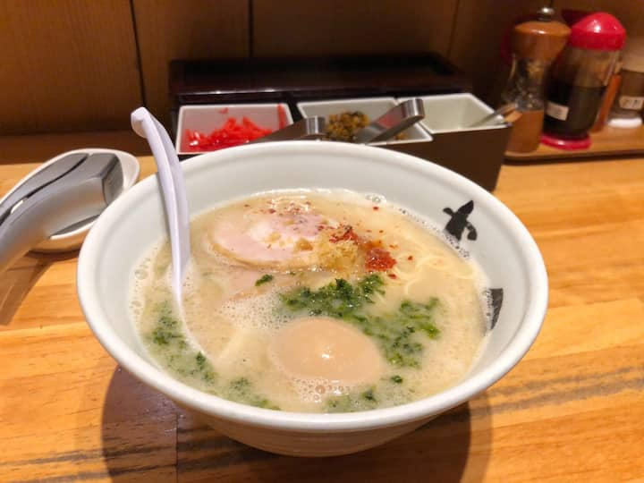 lunch option 1 ramen