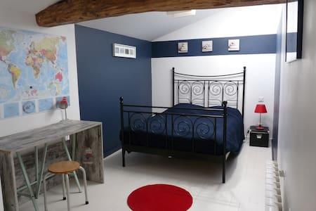 Chambre entre Niort- Poitiers proche Saint Sauvant