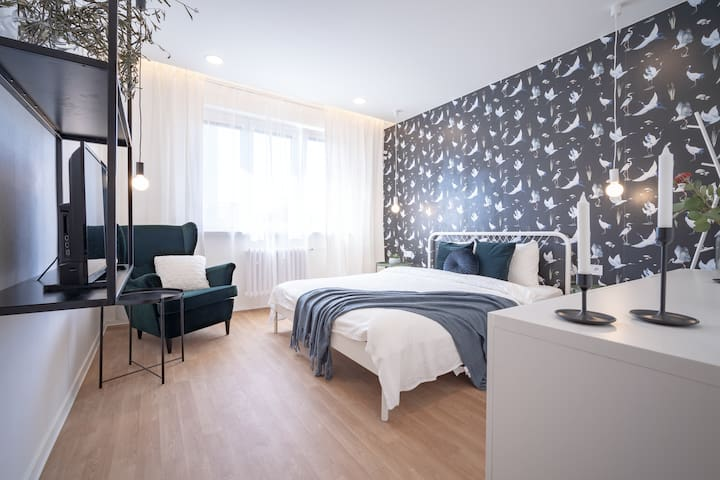 Veletrzni Boutique Apartment B