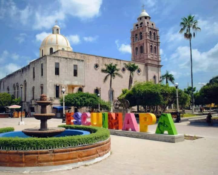 Hotel Nayesi en Escuinapa Sinaloa