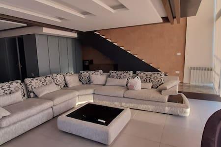 Faqra Duplex Getaway.