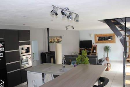 jolie maison de village - Saint-Martory