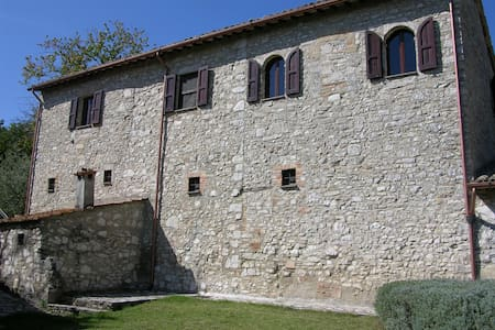 panoramic country house 807 - Montefalco - Villa
