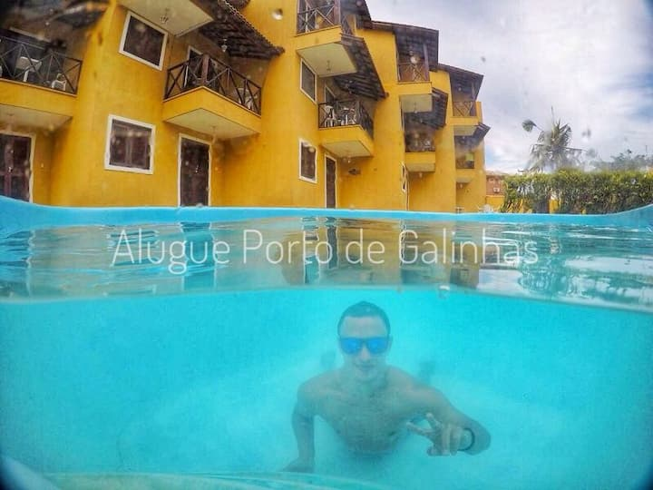 Casa em Porto de Galinhas, descanso e lazer!!!!!!