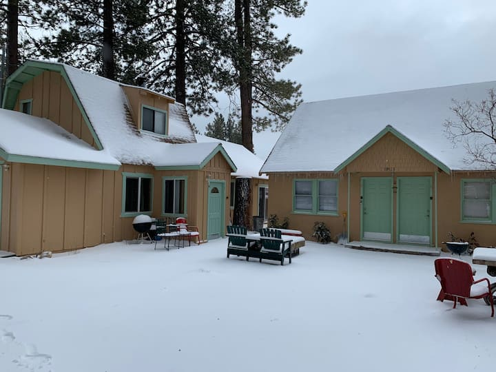 Lakefront Retreat - FREE Ski/Board Rental! - 3BR/1BA/Gorgeous Views