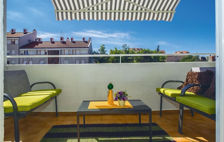 Holiday apartment with 1 bedroom on 35m² in Solin