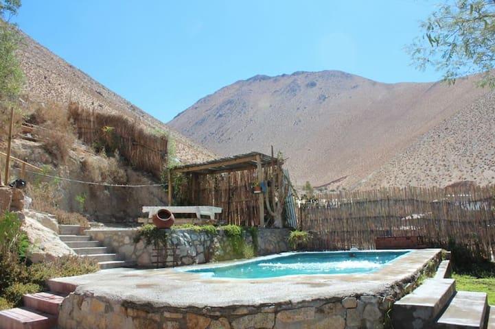 Casa Valle de Elqui - Elqui - Dom