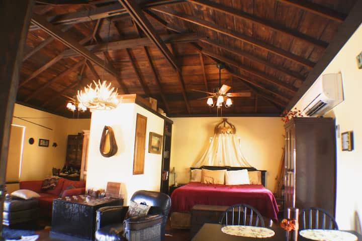 Historic Romantic Mountain Cabin- Medicine Park
