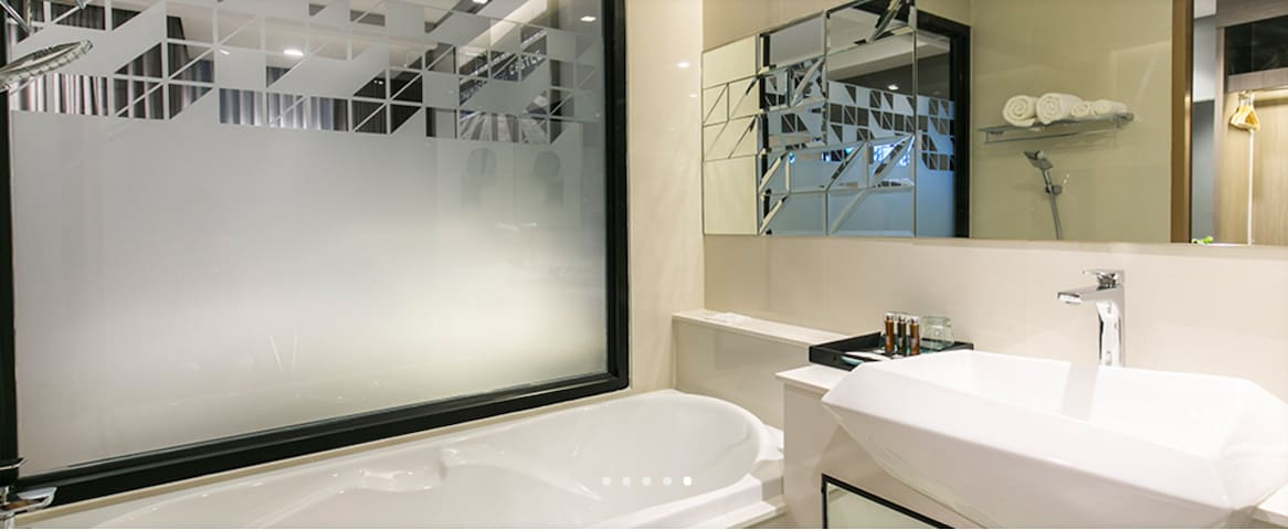 Modern One Bedroom Suite ฺBuriram - Boutique-hotelli