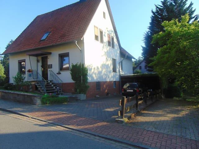 Haus Tanja in der Kurstadt Bad Eilsen
