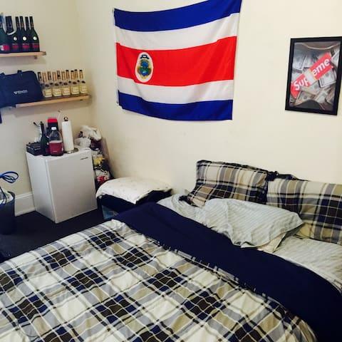Spacious room near UPenn campus - Philadelphia - Leilighet