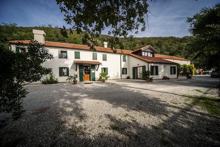 Agriturismo Le Volpi - Baone - Bed & Breakfast