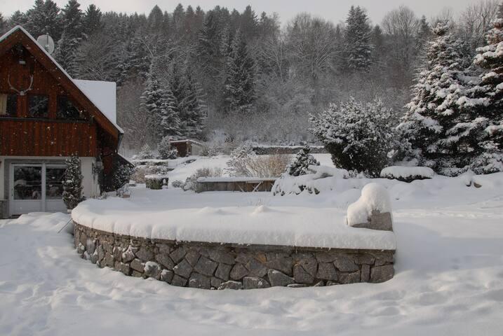 Gîte 4 personnes en Alsace, massif des Vosges - Soultzeren - Apartment