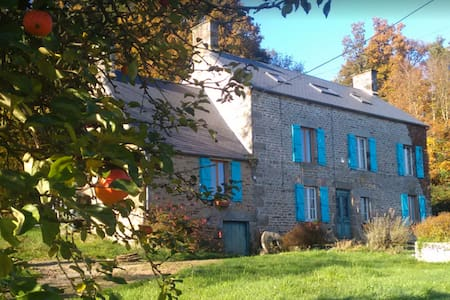 Equestrian holidays France - House