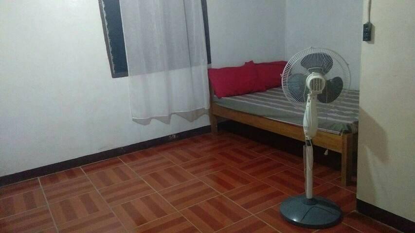 Buenavista Bohol Private Room (Non-Airconditioned)