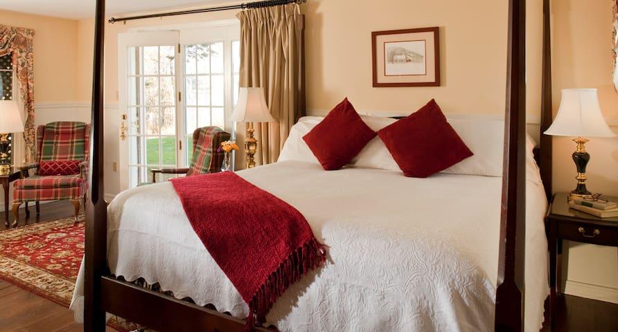 20 - Garden Room - Swift House Inn