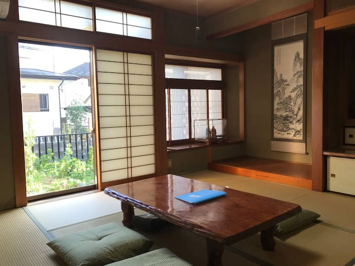 More & More : Japanese room, for 3 up to 6 persons