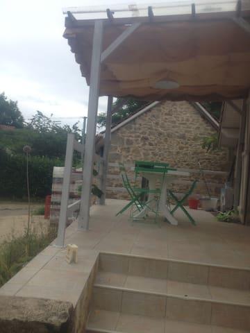 """studio """"les jardins de la valette"""" - Sainte-Croix - Lägenhet"""