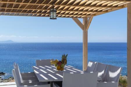 Luxurious Villa Faidra amazing view - Chorafakia