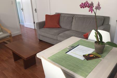 Private, Renovated Lakeshore Area Apartment
