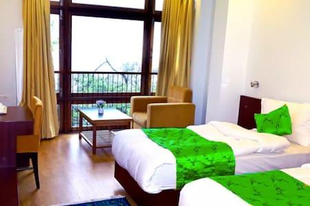 Hotel Leh Palace-Budget hotel in Leh - Leh