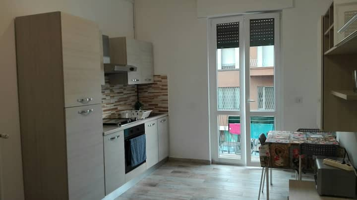 Appartamenti da Ivano Villoresi Navigli