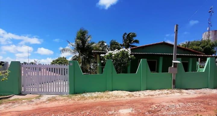 Casa de Praia Zumbi - 60 km de Natal RN