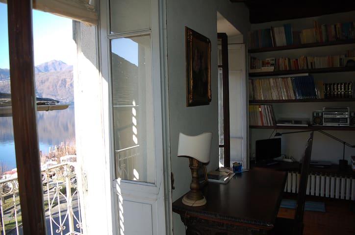 3 camere vista lago per 6 persone, con garage - Orta San Giulio - Appartement