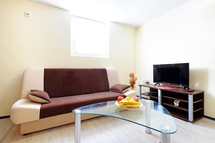 VILLA ZORA COMFORT APARTMENT ❥ Comfy 1BD for 4