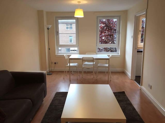 Nice room located in Glasgow city centre
