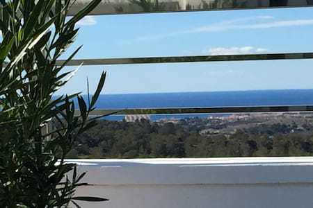 *NEW* MAGNIFICENT VILLA SEA VIEWS *HEATED POOL* - ベニドーム