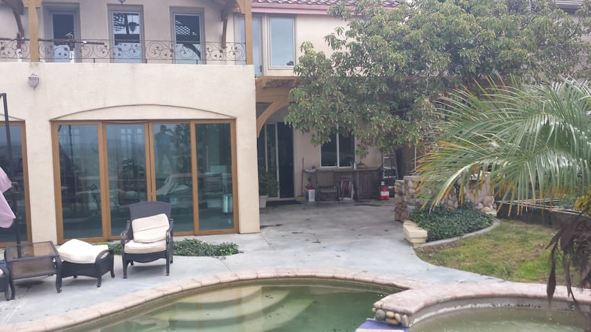 Breckenridge room two - San Diego - Casa
