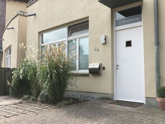 Modernes Reihenhaus mit toller Raumaufteilung - Laer - Rekkehus