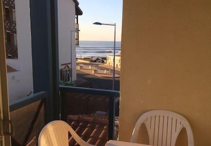 T2 vue océan, 1 chambre & parking - 拉卡诺 (Lacanau) - 公寓