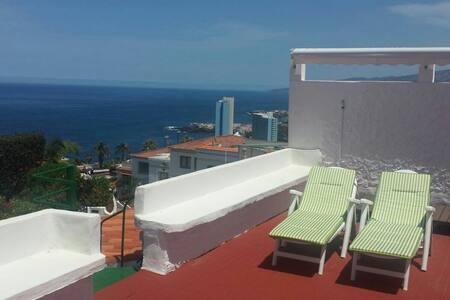 Casa/apartamento con encanto y sol - Los Realejos - Haus