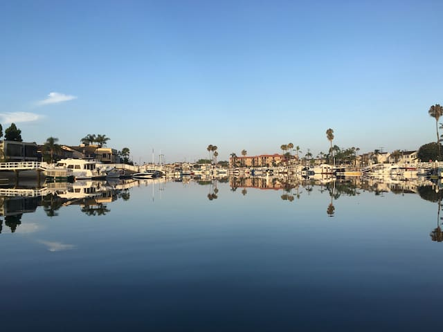 A peaceful gem on the water in Belmont Shore