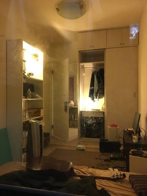 Host room