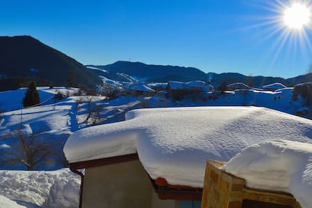 The house with the best view in Rhodope - Panorama - Gela - 独立屋