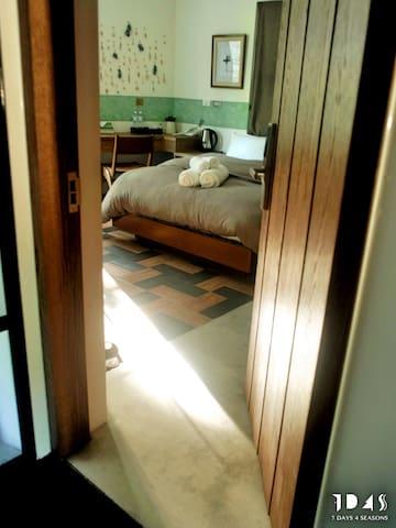 七天四季—Room Mar. 1 『三月一日房』 - Lugu Township - Bed & Breakfast